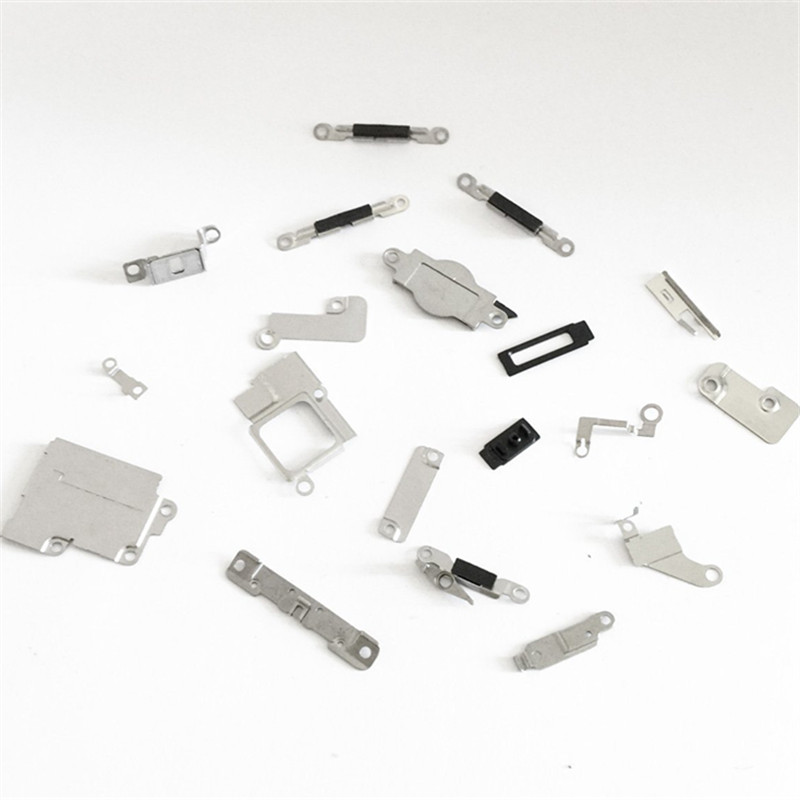 1 Set 100% Brand New Inner Accessories Inside Small Metal Parts Holder Bracket Shield Plate Set Kit 21Pcs for iPhone 5-in Mobile Phone Flex Cables from ...  sc 1 st  AliExpress.com & 1 Set 100% Brand New Inner Accessories Inside Small Metal Parts ...