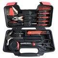 39 stücke Hand Tool Set Allgemeine Haushalts Reparatur Tools Kit Lagerung Fall Hammer Zange Schraubendreher Zubehör Werkzeug box Hardware-Tool
