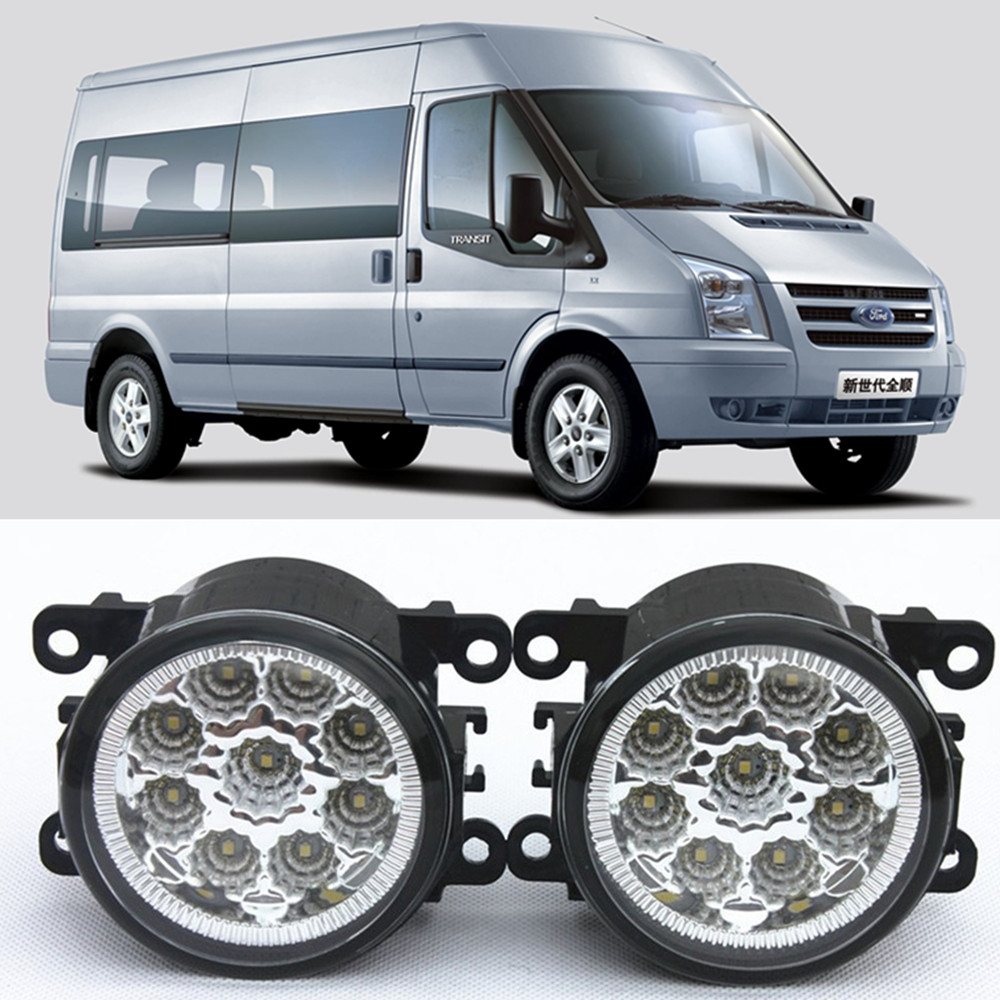 Ford trans t platformu asi i in 2006 2015 araba styling led i k yayan diyotlar drl