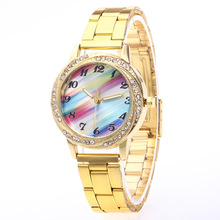Luxury Gold Watches Women Fashion Casual Stainless Steel Wrist Watches Ladies Quartz Watch Clock zegarki damskie horloges vrouwe цена