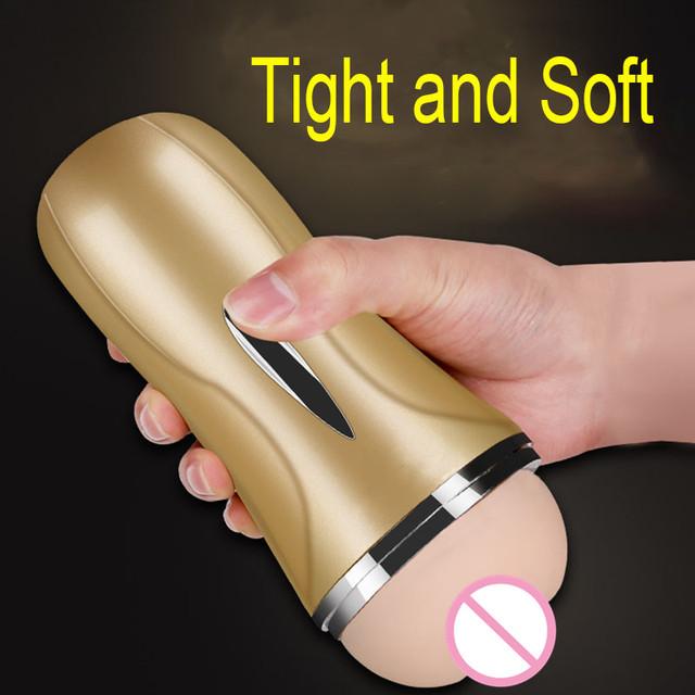 Brinquedo do sexo para Homens Realistic Vagina Real Buceta Bolso Masturbação Produto Do Sexo Artificial Masturbador Masculino Masturbador