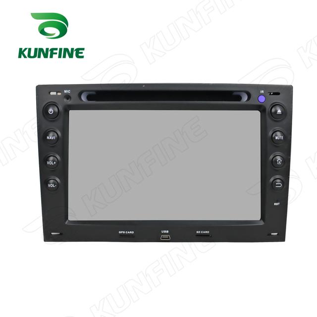 Quad Core 1024*600 Android 5.1 Car DVD Player de Navegação GPS Som Do Carro para RENAULT Megane 2003-2009 Radio 3G Wifi Bluetooth