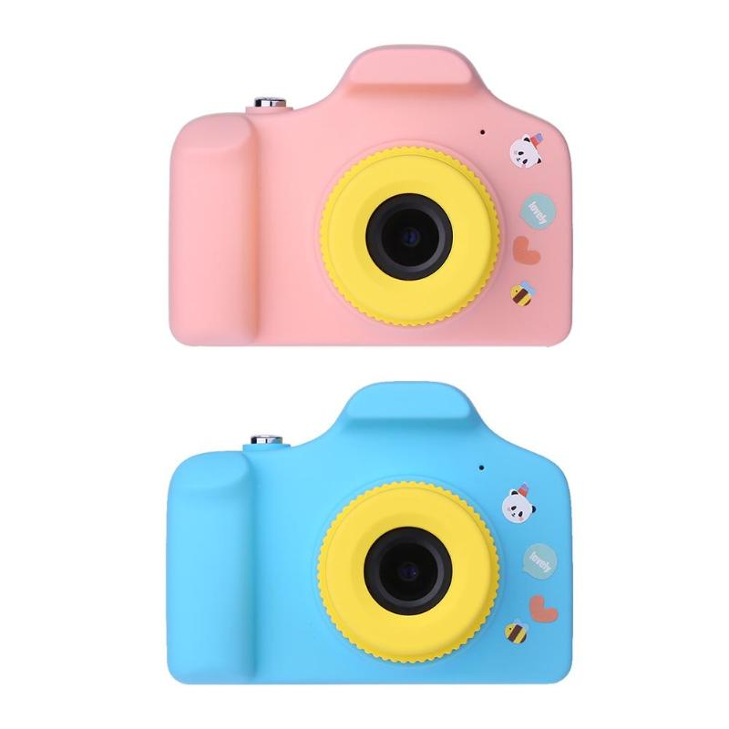 VKTECH Enfants Numérique Photographie Caméra Enfants Mini 1.5 pouce LCD Vidéo Enregistreur DVR Caméscope 32g TF Carte L'éducation Caméra jouet