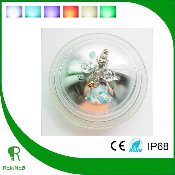 Par56 led underwater swimming pool bulb lamp light 24w led free shipping