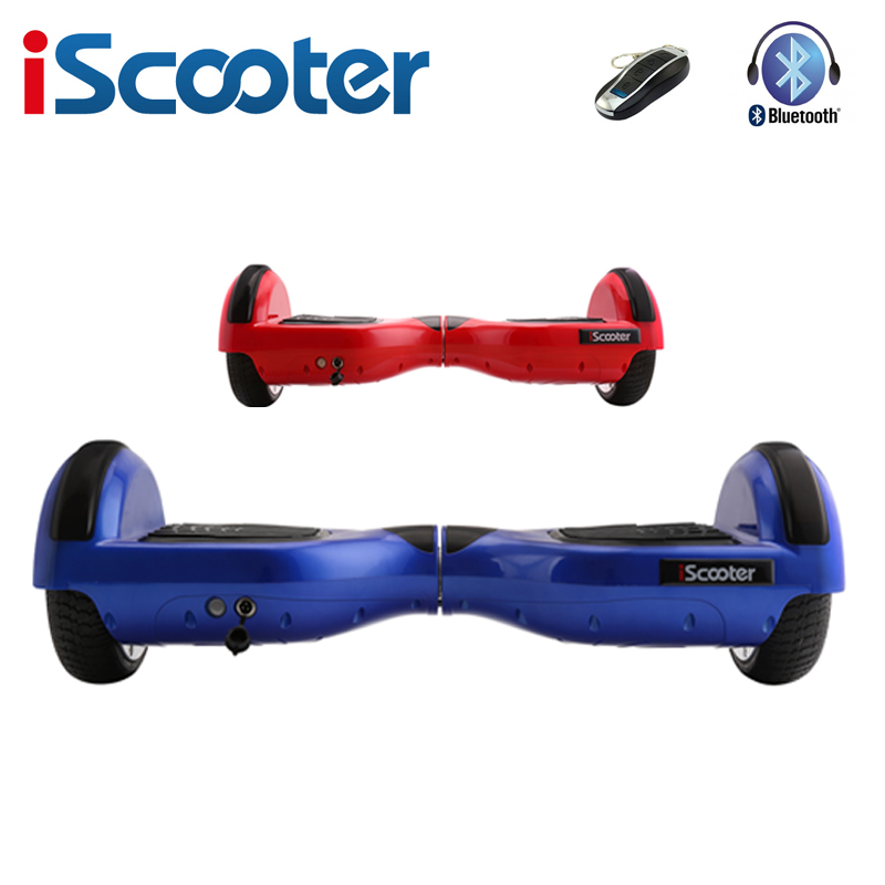 Hoverboard 6.5inch with Bluetooth Scooter Self Balance Electric Unicycle Overboard Gyroscooter Oxboard Skateboard Two Wheels New 6 5 electric skateboard samsung battery self balancing scooter gyroscooter overboard smart balance wheel scooter hover board