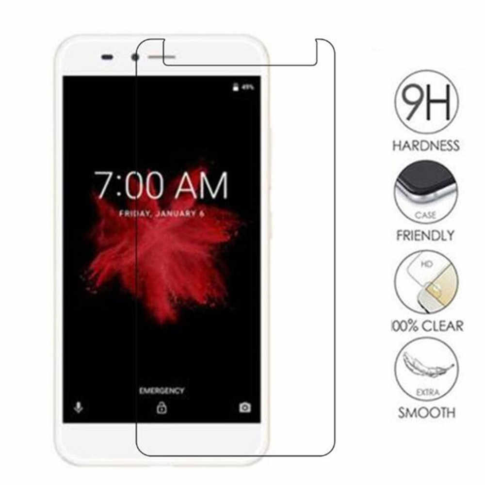 9H 2.5D Tempered Glass For BILLION CAPTURE PLUS 4G Protective For BILLION CAPTURE PLUS Screen Protector film