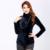 YNZZU Terciopelo Más Tamaño Tops Mujeres de La Camiseta 2016 de Otoño invierno Largo Manga de La Camisa Femenina de Navidad Mujeres Camiseta Femme YT158