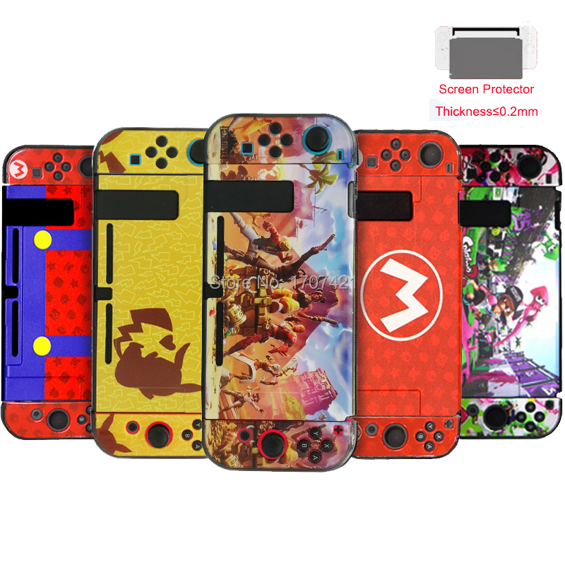 New Nintend Switch Hard Protective Case Cover Shell For Nitendo Switch Console With Joy-Con Controller Direct Docking