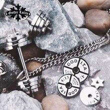 Ожерелья подвески mygrillz мужские из нержавеющей стали