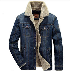 fb54d8a36 Denim Jackets men jacket and coats jeans jacket winter male