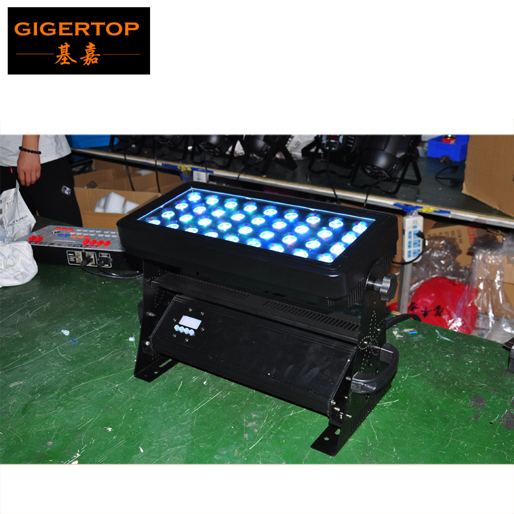 Free Shipping 36x12w Waterproof Led Wall Washer Light High Power Led Wall Washer RGBW Led City Color Light