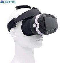 Eastvita VR07 все-в-одном 3D VR коробка гарнитура 1080 P Сенсорный экран 2D/3D/панорама погружения Wi-Fi Bluetooth наушники TF карты