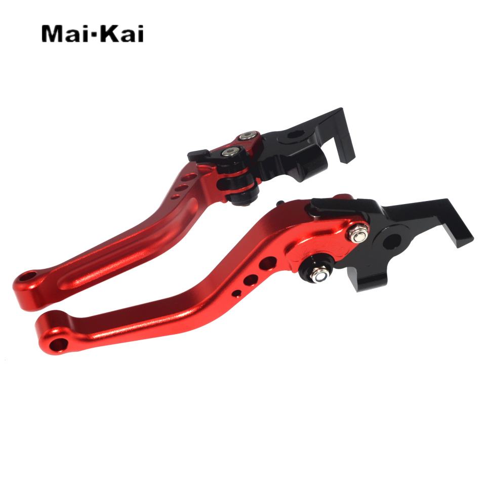 MAIKAI FOR YAMAHA YZF R1 1999 2001 Motorcycle Accessories CNC Short Brake Clutch Levers in Levers Ropes Cables from Automobiles Motorcycles