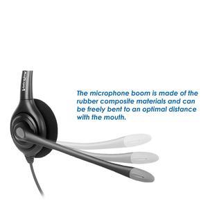 Image 4 - Centro de llamadas con conector RJ9 para teléfono móvil, auriculares para teléfono IP AVAYA, 1603, 1608, 1616, 9610, 9620, 9630, 9640, 9650, Envío Gratis