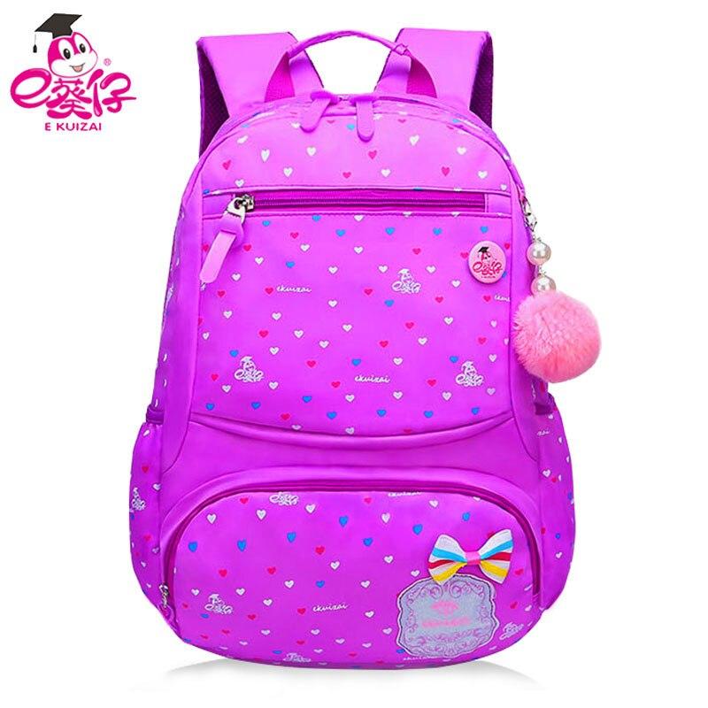 Детские школьные сумки молния девушка подросток рюкзак Начальная Школа сумка старших классов одноцветное школьная сумка Для женщин сумка ...