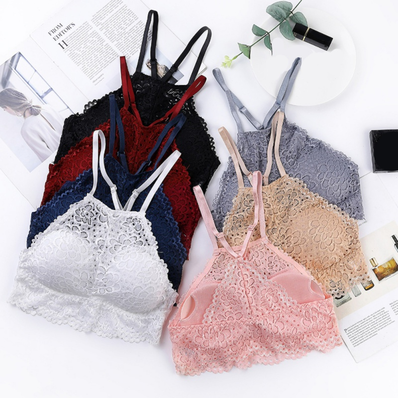 Slim Sexy Tube Tops Summer Women Bra Lace Lingerie Female Tube Top Fashion Underwear