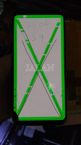 Image 3 - Schermo LCD rotto Per Samsung S7edge S8 S8plus S9 S9plus Nota 8 9 Lcd La Pratica di Riparazione Display Dispone di Nero di Tocco lavorare Bene