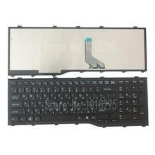 Yeni Fujitsu Lifebook Için AH532 A532 N532 NH532 MP 11L63SU D85 CP569151 01 Rus RU laptop Klavye Teclado Siyah