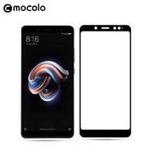 Mocolo высококлассные Redmi Note 5 Закаленное стекло пленка полное покрытие экран протектор для Xiaomi Redmi Note 5 Pro стеклянная пленка анти-масло 9 H