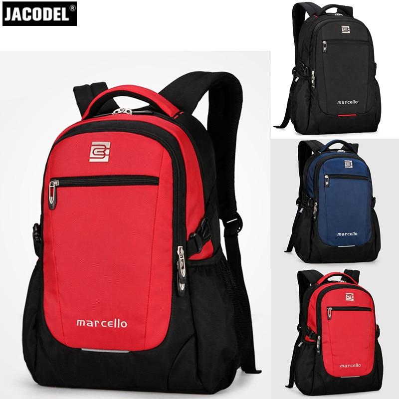 Jacodel Computer Backpack for 14 15 15.6 17 17.3 Inch Laptop Bag for MacBook Men Women Computer Bag Student Backpack School Bags