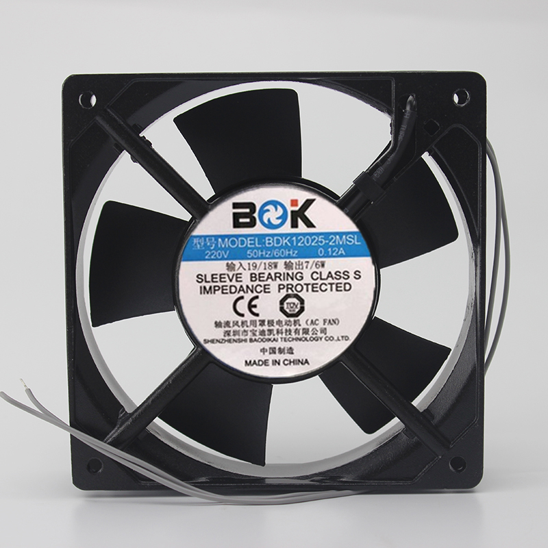 Axial Fan SA1725A2 for SEADA Industrial control cabinet 220-240V 0.19A //0.27A