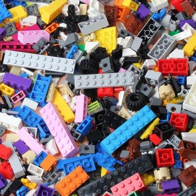 340 Pcs Building Blocks Compatible With font b legoe b font City DIY Creative Bricks Toys
