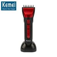 Original KEMEI KM 8058 Multifunctional 5 In 1 Electric Waterproof Hair Clipper Trimmer Beard Razor Electric