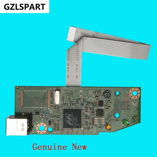Placa do formatador placa lógica principal formatter pca conj mainboard para hp laserjet p1102 p1106 p1108 p1007 rm1-7600-000cn ce668-60001
