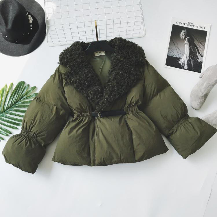 2017 Women Winter Coats Jackets Thick Warm Outerwear Casual Loose Oversized High Quality Winter Quilt Short Coat Manteau