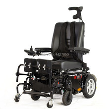 Make in China Best price foldable standing electric wheelchair for disable and elder