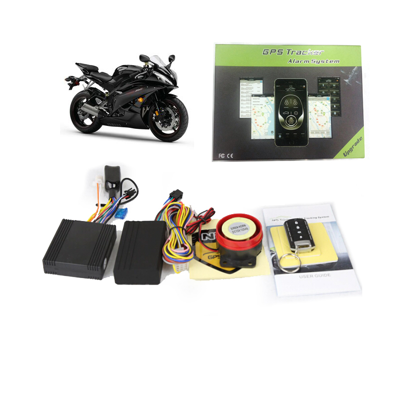 Bicycle Motorcycle Gps Tracker For Android And Iphone App With Remote Fuel Cut Remote Engine Start