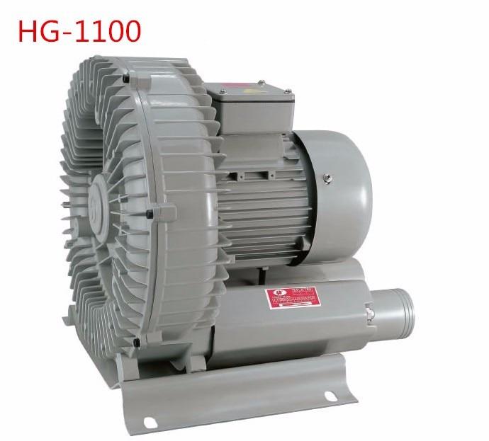 170M3/H Oxygen increasing Air Pump Pond Oxygen Tank Machine HG-1100