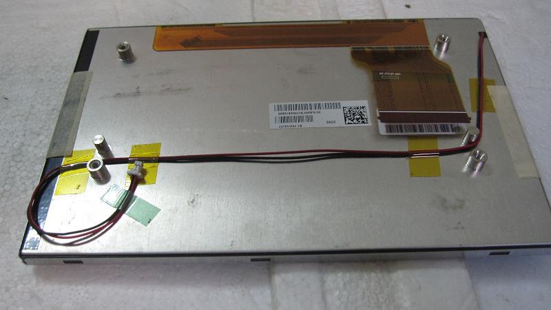 7 inch C070VW04 VB LCD screen