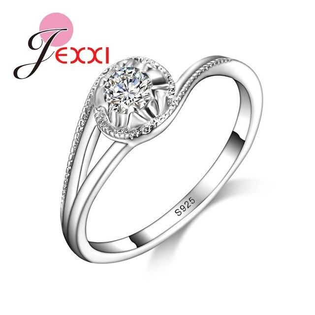 JEXXI Trendy Wedding Jewelry For Bride High Quality 925 Stamped ...