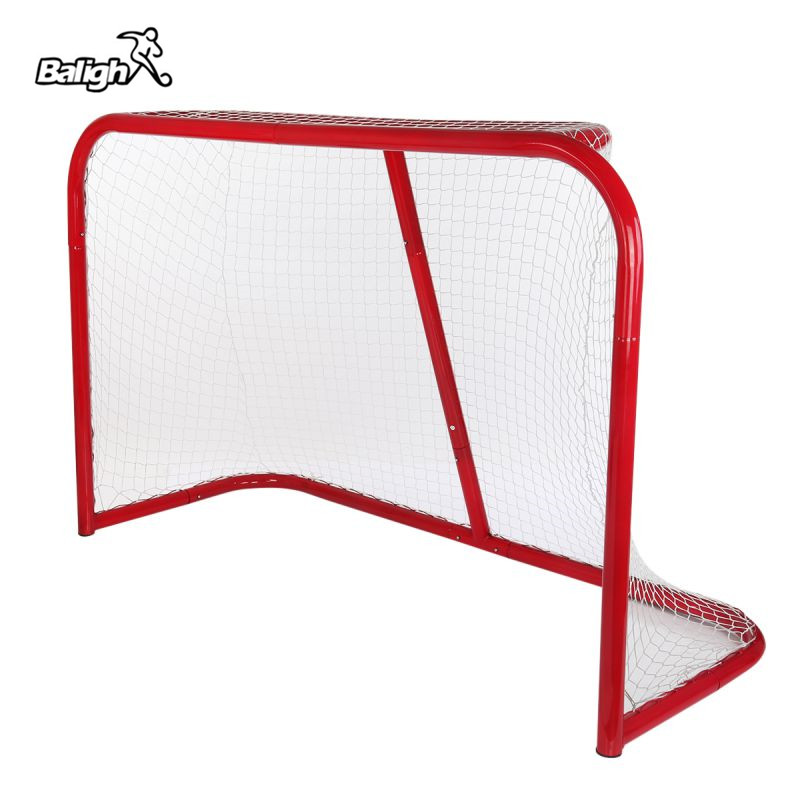 Outdoor Portable Indoor Metal Hockey Goal Net Ball Hockey Goal Activity Training Practice Net Shipped From USA Free Shipping free shipping football goal portable goal kage 183x120x120 3kg