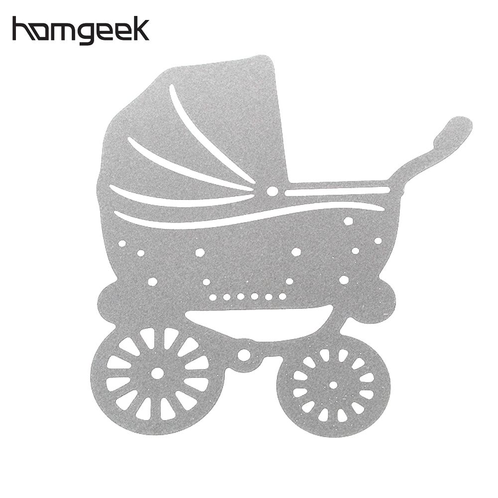 Metal Baby Stroller Carbon Steel Template Embossing Cutting Dies ...