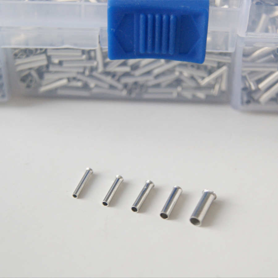 Aliexpress.com : Buy Mixed 5000 Piece Non Insulated Wire Ferrules ...