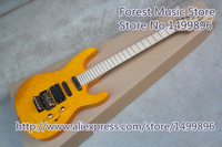 China Quilted Finish Jackson Electric Guitars Maple Fretboard Guitar Neck As Picture