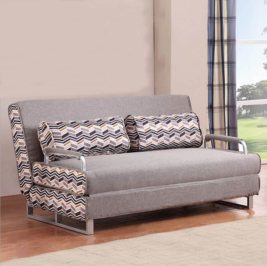 Webetop Modern Home Furniture Multifunction Foldable Sofa Bed Casual Extend To Living Room Single Double In Sofas From