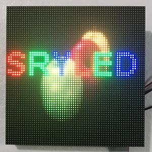Image 5 - 64x64 Pixels Indoor P2.5 Led Display Module Matrix HD Led Panel 160mm x 160mm