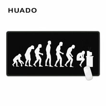 Rubber Mouse pad 900*400mm Large Mousemat lock edge Mousepad Desk Mat for Gaming/Gamer
