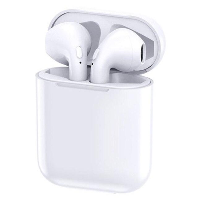 4ed72e0e560 HOYAT Original Bluetooth Earphone Double Bluetooth Earpieces I9S Airplus  Super mini For ios Iphone iphone 6 7 8X PK i7 i8 I7S