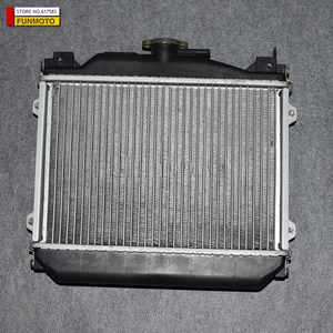 COOLING FAN Radiator SUIT FOR