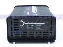 Foxsur 12 v 10a 7 단계 스마트 리드 산 성 배터리 충전기, 자동차 배터리 충전기, mcu 제어, 펄스 충전 유지 보수 및 탈황 장치