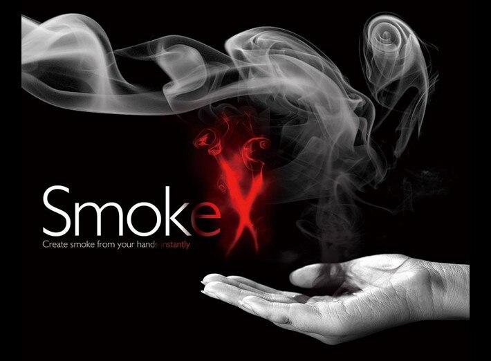 Fumée de nulle part magie, tours de magie, fumée magique, illusions, dispositif magique, gimmick