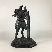[Best] Large size 42cm Movie Statue Dark Souls Dark Knight Bust Giant Devil Resin Action Figure Collectible Model Toy crafts