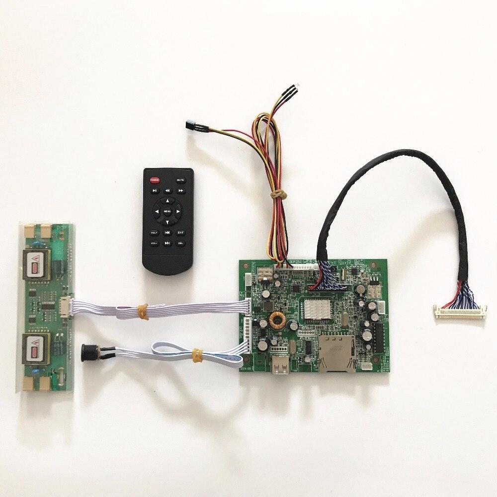 Free Shipping USB SD media player Board for M201EW02 20.1 inch 1680x1050 4CCFL TFT LCD raspberry pi free shipping pure nature raspberry extract raspberry ketones powder 500mg x 100caps