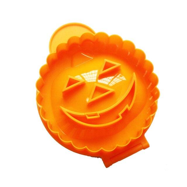 Zucca di Halloween palle di riso stampo Creativo Della Gelatina Budino  Stampo Utensili Da Cucina da85090f1e4c