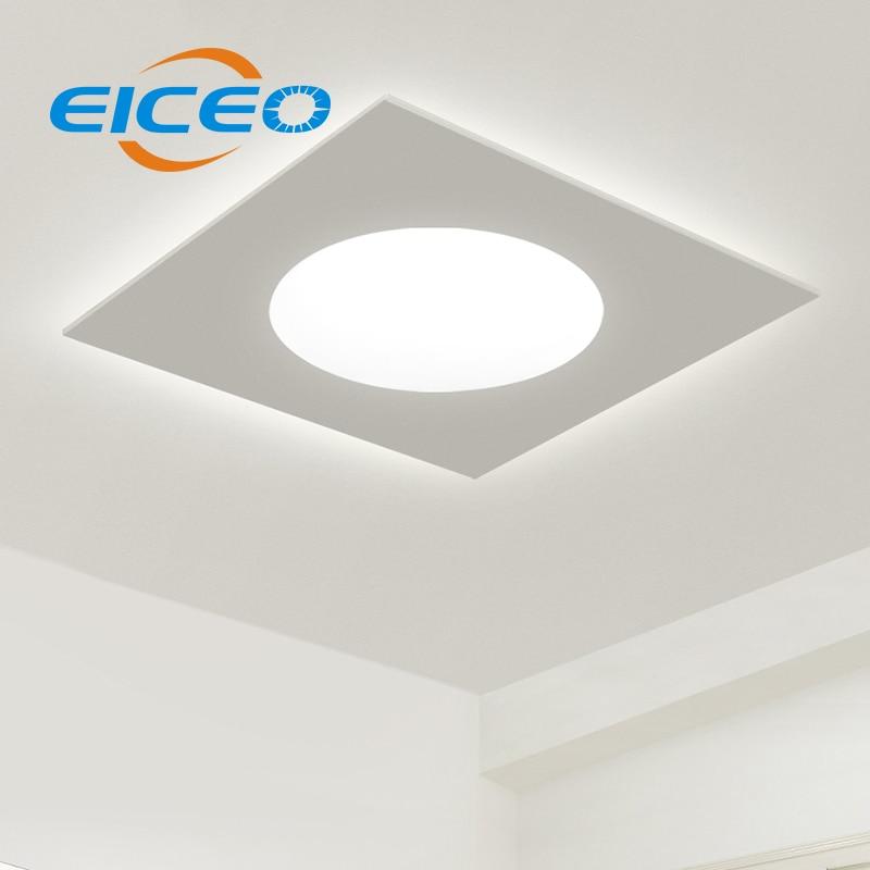 (EICEO) 2018 Ժամանակակից LED Առաստաղի լամպի - Ներքին լուսավորություն - Լուսանկար 1