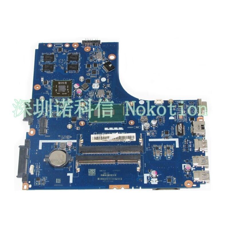 Lapop motherboard For Lenovo B40-70 I5-5200 R5 M330 GPU Main board works